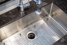 Perfect Plumbing Fixtures / Perfect plumbing fixtures to put some polish on your remodel or new construction project.