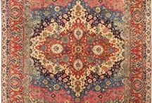 Persian Handmade Carpets / Persian and Tribal handmade carpets, miniatures, and art. Middle Eastern Art.