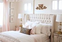 Interior Design - Bedrooms / Bedroom inspiration