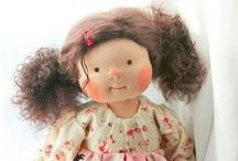 Doll Art and Finery / Dolls so beautiful, your heart skips a beat. Select, handmade art dolls.