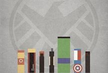 ... 'til the end of the credits / All things Marvel-ous.  Especially the Avengers.