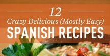 Spanish recipes / Learn how to do typical dishes of Spain! I gather for you the best recipes of Spanish and Catalan plates! Don't hesitate to follow me for more ideas