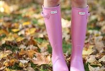 Snow Boots and Rain Boots Outfit Ideas / Rain boot outfits, outfits for rainy days, rainy day outfits, snow boots, winter outfits