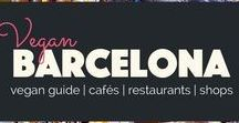 Vegan and Gluten Free in Barcelona, where to go! / Travelling when you are alergic to gluten or vegeterian can not always be easy. I gathered here for you, all the amazing places where you can eat gluten-free and vegan food in Barcelona.