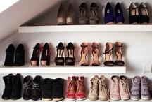 Closet Storage_Organization  / Closet Inspiration  / by Emily Matles