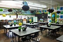 Classroom Environment / Pictures of beautiful elementary school classrooms to provide inspiration for educators setting up their own classrooms.