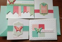 Card and wrapping ideas / by Amy Ruzzo