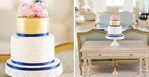 Wedding Cake Inspirations / From intricate detailed cakes to elaborate 7 tiered creations, Wedding Concepts has been a part of creating some of the best wedding cakes.  Join us on this board to be inspired.