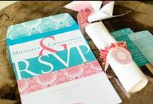 Personalised Stationery / by Wedding Concepts