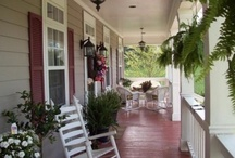 Front Porch / by Charlotte Farley