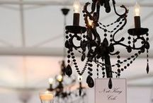 Black and White Weddings / by Wedding Concepts