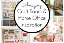 Crafting storage / by Amy Ruzzo