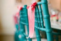 Kim's Love for Ribbons / by Wedding Concepts