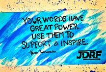 Are You a T1D Advocate? / At JDRF Advocacy we believe that the day you join us in finding a cure for T1D,  you become an advocate. Pin a picture of your own...of yourself, your family and friends, or what ever you think it means to you to be an advocate for a  cure for T1D. / by JDRF Advocacy