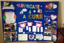Advocacy at the Walks / Some pictures form the JDRF Advocacy table at various walks in the country. Hope it gives you some ideas for your Advocacy table.  / by JDRF Advocacy
