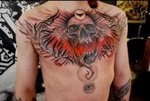 tattoo inspiration / by Michael Wasnock