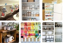Share your Organizational Inspiration / share your spaces, ideas & tips #organizing  / by Emily Matles