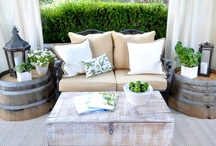 Exterior_Garden_Backyard Inspiration  / by Emily Matles
