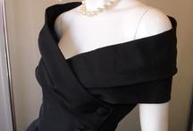 La mode, la mode, la mode / 1940 à nos jours, mes coups de coeur, mon dressing de rêve quoi! / by Katia Elizalde