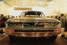 Cars : Citroen SM / Citroen SM / by Paul Kavanagh Studio