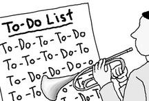 To Do List...
