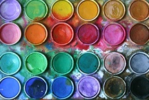 Color Me Happy / To do with color!!