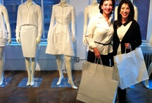 VIP Private Shopping Tours / Awesome past clients from around the world who have joined me on their private behind-locked-doors shopping experience meeting designers face-to-face. Book your tour today. www.styleroom.com / by Style Room NYC Shopping Tour Experiences