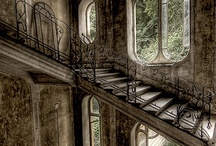 Stairs and doors