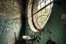 Abandoned Beauty / by Kory Solkey