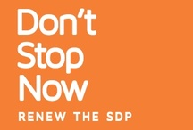 Don't Stop Now, Renew the SDP! / by JDRF Advocacy