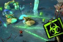TurtleStrike Screenshots / All the TurtleStrike Screenshots - from alfa to release :)