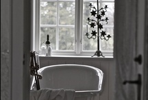 Bathrooms / by Kory Solkey