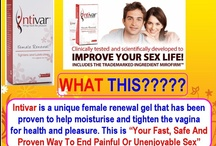 Intivar Female Renewal Gel