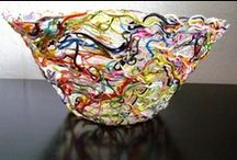 Crafts / Good ideas for art camp and art club.  / by Shawna Lippert