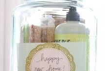 Gift Ideas / Always nice to receive something personalized.  / by Shawna Lippert