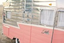 Vintage Trailer Love / I love everything about Vintage trailers and one day I will do a restoration of my own!