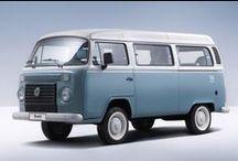 Cars : CAMPER van B / VW Camper Vans / by Paul Kavanagh Studio
