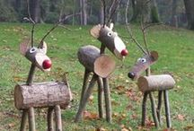 Christmas Decorating Ideas / by Leanne ;)