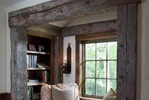 Rustic/Farmhouse decor / Home Decor, crafts, and ideas