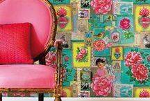 wallPAPER / ... glamours lovelies creating moods and worlds ...