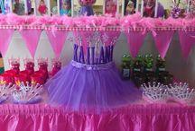 KAiLaNi'S Princess 1st Birthday / Princess Party by Nana / by Karla Desire