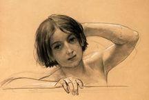 Art : Drawing / Draftsmanship / by Paul Kavanagh Studio
