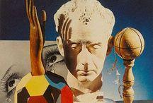 Art : Man Ray / by Paul Kavanagh Studio