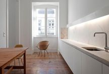 Architecture: Home : Kitchens / by Paul Kavanagh Studio