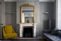 Architecture: Home : Living Room / by Paul Kavanagh Studio
