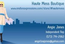Haute Mess Boutique / LEGGINGS!!!  Actually everything fashion! www.endlessxpressions.com/store/#hautemess / by Angie Jones