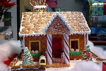 Gingerbread House / by Holly Smally