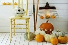 Halloween Boo-Tiful Decorating Ideas / by Holly Smally