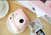 Instax Fuji Film Camera / I love my Little Camera!