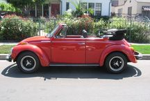 Volkswagen Beetle / Time to buy another Convertible Beetle.   / by Shawna Lippert